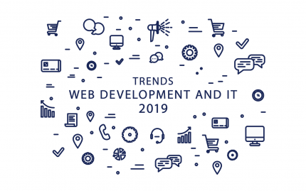 Web Development and it Trends for 2019
