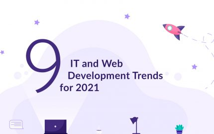 9 IT and web development trends for 2021