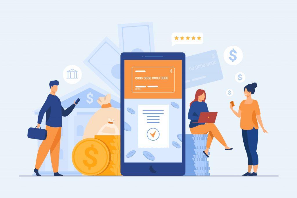 Aprimoramento dos sistemas de pagamento
